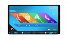 Clarion nx706e 2-din Multimedia Navigation Bluetooth DVD mp3 USB TOUCHSCREEN