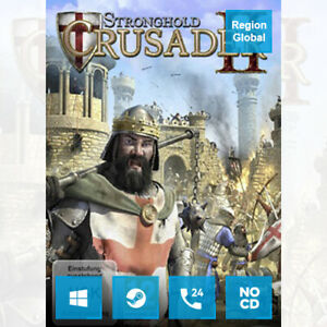 Stronghold Crusader 2 for PC Game Steam Key Region Free