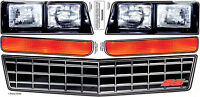 ALLSTAR DECAL KIT FOR 1983-88 MONTE CARLO SS NOSE STYLE COVER
