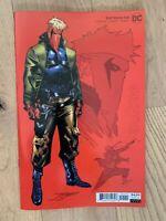 (2020) BATMAN #101 1:25 Jorge Jimenez Design GRIFTER Variant Cover!