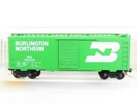 N Scale MTL Micro Trains 20306/3 BN Burlington Northern 40' Box Car #189290 RTR