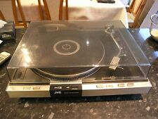 JVC model JL-F50 Stereo Fully Automatic Direct Drive Turntable Record Player