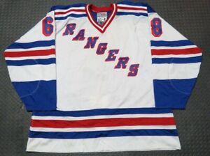 Jaromir Jagr New York Rangers Authentic Signed NHL Starter Hockey Jersey Size 60