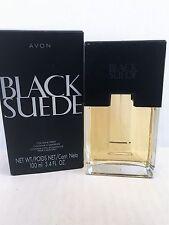 Avon Black Suede 3. 4 oz Men's Eau de Cologne spray