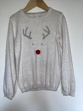 The Little White Company Christmas Top Age 5-6