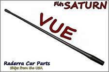 "FITS: 2002-2007 Saturn Vue - 13"" SHORT Custom Flexible Rubber Antenna Mast"