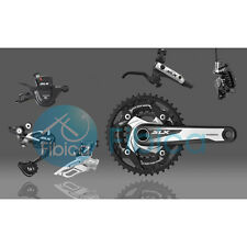 New Shimano SLX M670 M675 3x10-speed MTB Bike 8pcs Group set Groupset