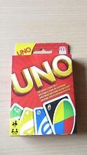 UNO Karten Spiel Kartenspiel Familienspiel Kartenanzahl 108 Spieler NEU & OVP