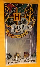 """HARRY POTTER PLASTIC TABLE COVER - Party Supplies Favors (54"""" by 84���)"""