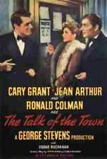 Film A3 Box Canvas Talk of the Town The 1942 03