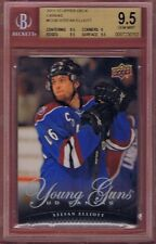 STEFAN ELLIOTT 2011-12 UPPER DECK UD CANVAS YOUNG GUNS BGS 9.5 ROOKIE #C230 RC