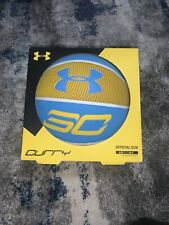 New Under Armor Mens 29.5 Stephen Curry Basketball