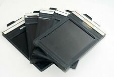 Fidelity Elite Cut Film Holder size 4x5 Used Excellent Lots of 5