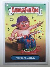 Garbage Pail Kids Topps Sticker 2012 Brand New Series 1 Musical Mike 11b