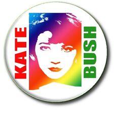 "KATE BUSH STUNNING POP ART STYLE BUTTON BADGE 1""/ 25 mm"