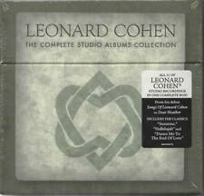 Leonard Cohen The Complete Studio Albums Collection 11 CD Box NEU RAR