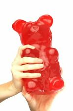 World's Largest Gummy Bears - Cherry Flavored Giant Gummy Bear