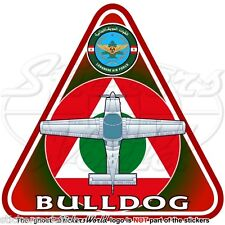 BAe BULLDOG (Beagle-Scottish Aviation) LIBANON Libanesische Luftwaffe Aufkleber