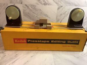 Kodak Presstape Editing Outfit 67 - 8mm & 16 mm w/Original Box USA