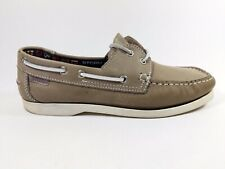 Storm Leather Lace Up Boat Shoes Uk 7 Eu 41