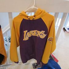 L.A.Lakers 1979/80 Hardwood Classics REEBOK Sweatshirt / Hoodie Authentic Medium