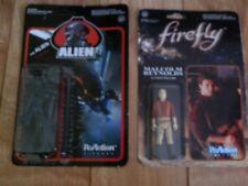 Reaction: Alien & Firefly Action Figures Lot