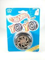 Hot Wheels All Pro Yo-Yo Vintage 1990 Imperial Toy NEW NOC