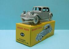 DO2 Lot de 4 pneus blancs lisses 15//8 pour Dinky Toys CITROEN TRACTION 24N