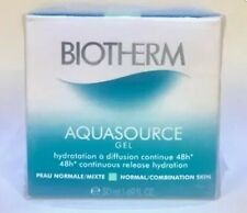 Biotherm Aquasource Gel 48hr Continuous Release Hydration 50ML