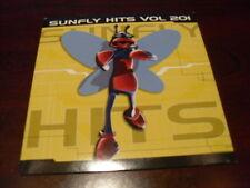 SUNFLY HITS KARAOKE  DISC SF201 VOLUME 201 CD+G SEALED 16 TRACKS