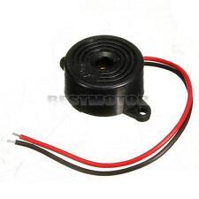 95DB Alarm DC 3-24V 12V Electronic Buzzer Continuous Beep Alarm Arduino Black