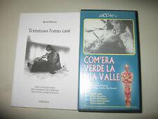 "VHS ""COM'ERA VERDE LA MIA VALLE"" ALLEGATA A BASCONE I. - TOMMASO L'OMUCANI"