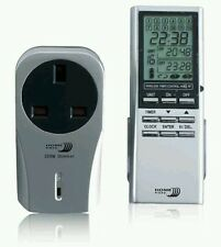 HomeEasy HE210S Timer Remote Control & Dimmable Socket NEW BNIP BYRON
