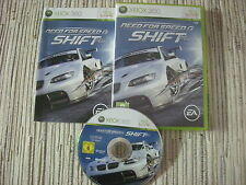 XBOX 360 XBOX360 NEED FOR SPEED SHIFT NFS SHIFT USADO BUEN ESTADO