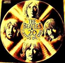 LP - The Beatles - 20 Exitos De Oro (ORIGINAL SPANISH PRESSING 1979) EXCELLENT