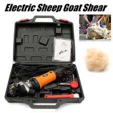 500W AC 220V Electric Shearing Clipper Shear For Sheep/Goat Livestock Pet Animal