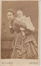 Old CDV Photo Queen Alexandra Sister Thyra Princess  Kingdom of Hanover Downey