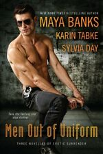 Men Out of Uniform: Three Novellas of Erotic Surre