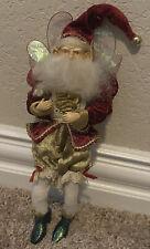 Mark Roberts Fairy Elf Santa