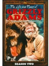 Life and Times of Grizzly Adams: Season Two [4 Discs DVD Region 1