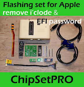 SPI SWD SAM EFI ROM Debug Connector FLASH BOOTROM tool Icloud Apple Macbook PRO