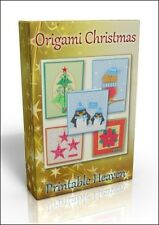 Card-making DVD - Origami Christmas