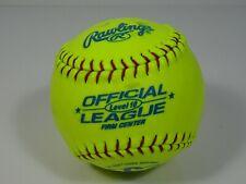 Rawlings 12 inch Soft Core Softball Yellow