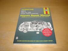 HAYNES PORSCHE 911 SERIES A B C D E F G H I J K L Owners Repair Manual Handbook