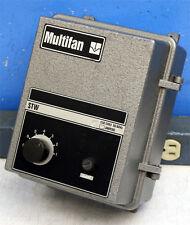 Multifan STW Series 5 Amp Speed Control Controller STW5