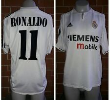 MAGLIA REAL MADRID 11 RONALDO CALCIO FOOTBALL MAILLOT JERSEY SOCCER SHIRT INTER