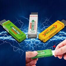 Cool Electric Shocking Chewing Gum Toy Gift Shock Joke Gadget Prank Trick Gag