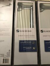 "3X New Glacier Bay Paper Towel Holder 4.1""Wx14.1""Lx2. 4""H Chrome Finish"
