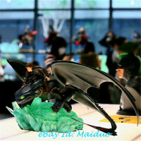 Hiccup Toothless Statue Figure Resin Model GK Takacorp Studio 1/6 Presale