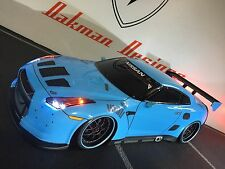 CUSTOM RC TAMIYA 1/10 SUMO NISSAN GTR TOURING DRIIFT BODY SHELL,